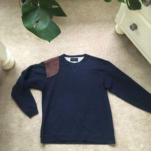 RARE REFORMATION Crewneck Sweatshirt Small
